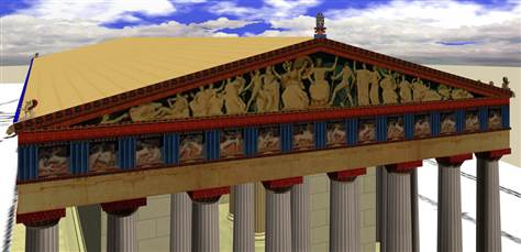 an analysis of ideas of the parthenon Research and analysis  the parthenon, athena, and the ideal greek  it only took around fifteen years to fully complete the parthenon just to get an idea of.