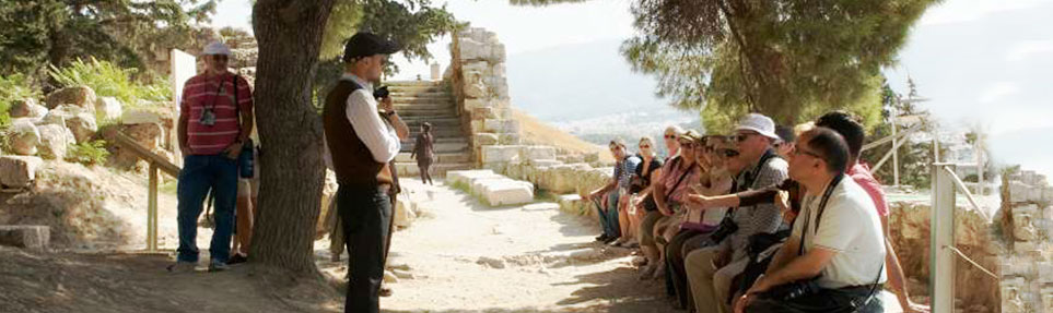 The Acropolis and City Tour by the Athens Walking Tours