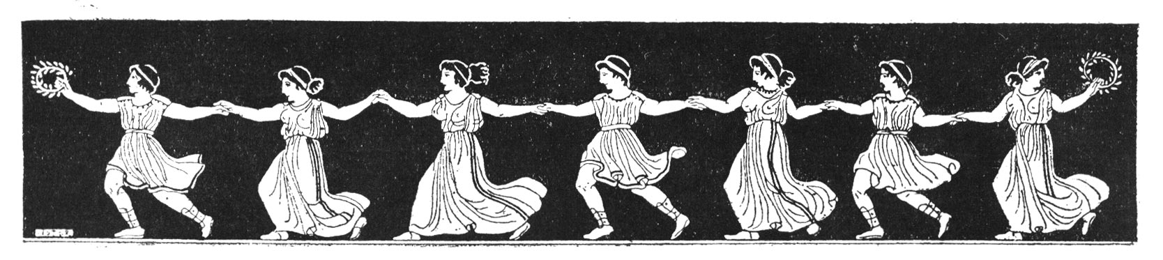 The spirit of the dance is as alive today in Greece as it was 3000 years ago.