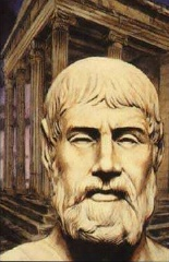 Ictinus, the famous architect of the Parthenon 