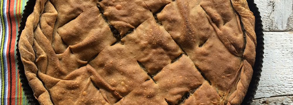 Greeks make more than 150 different pies!