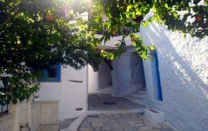 """Spending Greek summer at """"horio"""""""