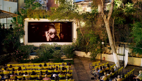 The 3rd Athens Open Air Film Festival