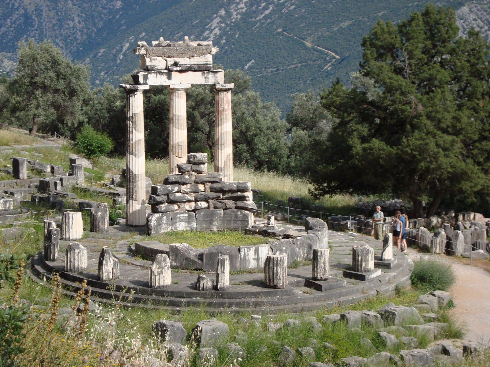 Delphi  Athens Walking Tours Travelogue