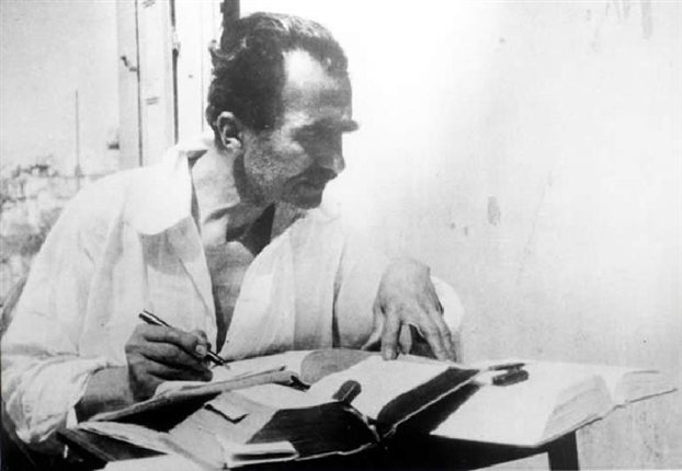 Nikos Kazantzakis (18 February 1883– 26 October 1957)