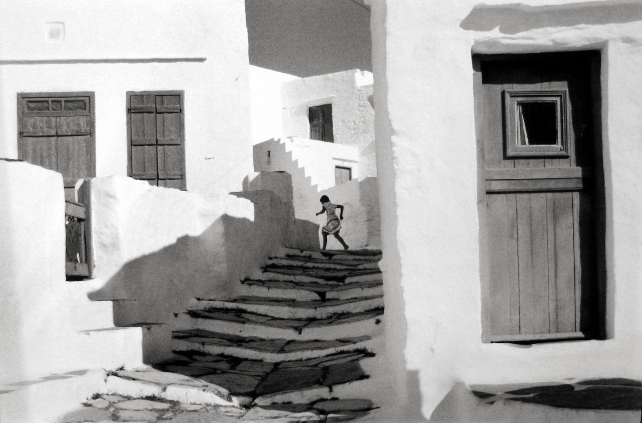 Henri Cartier Bresson - Sifnos 1953