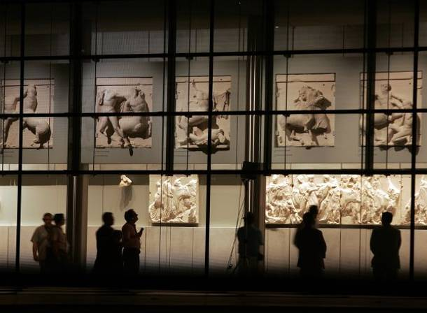 The Parthenon Marbles at Home in the Acropolis Museum