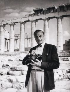 gary cooper in acropolis