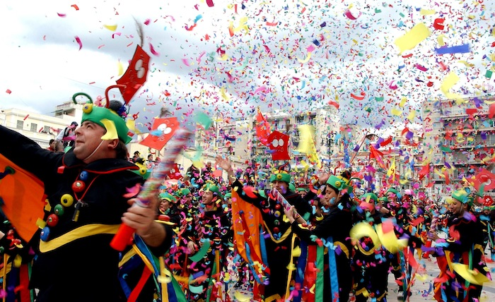 Celebrating the Carnival Season in Athens | Athens Walking ...
