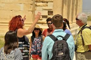 Acropolis tour by Athens Walking Tours