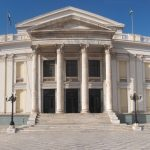 The Municipal theater of Piraeus