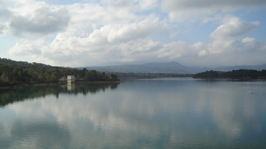 Marathon Lake - Greece