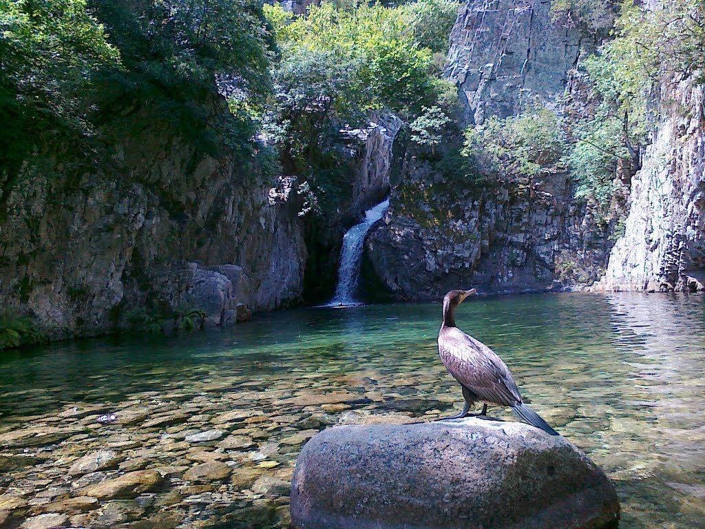"Samothrace ""Fonias"" Waterfall - Greece"