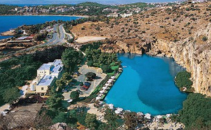Vouliagmeni Beach & Lake (Apollo Coast- accessible by public bus)