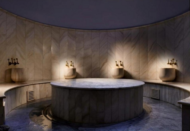What about a Hammam?