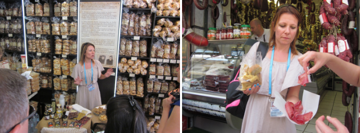 Follow your guide through a delicious journey through the tastes and aromas of Greece and find the best rusks in the market by joining the Athens Food tour!