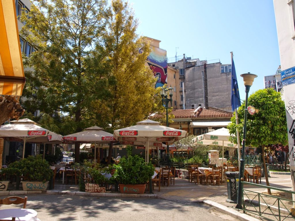 Psirri: the undoubtable mecca of cafes, bars, restaurants and ouzeri