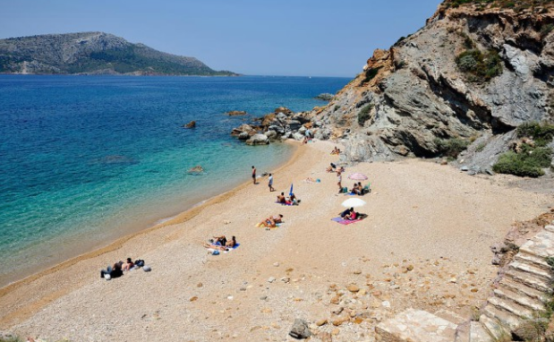 Athens beaches are spread all along the southern and the north eastern side of the Attica peninsula.