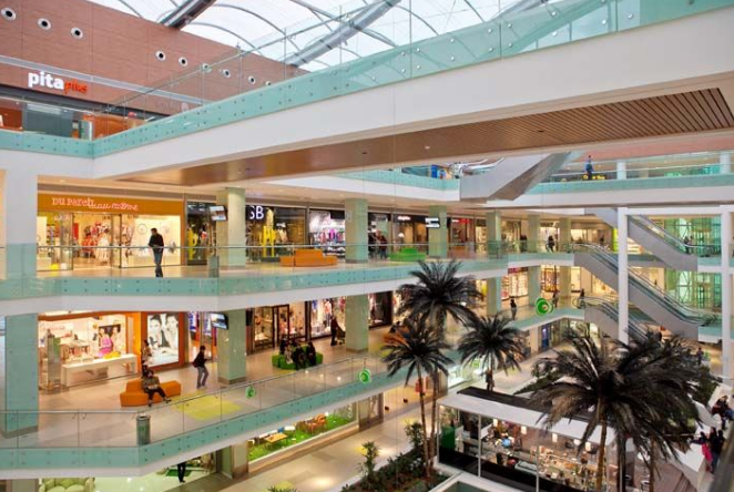 Athens: Shopping malls, markets and flea markets are at your disposal