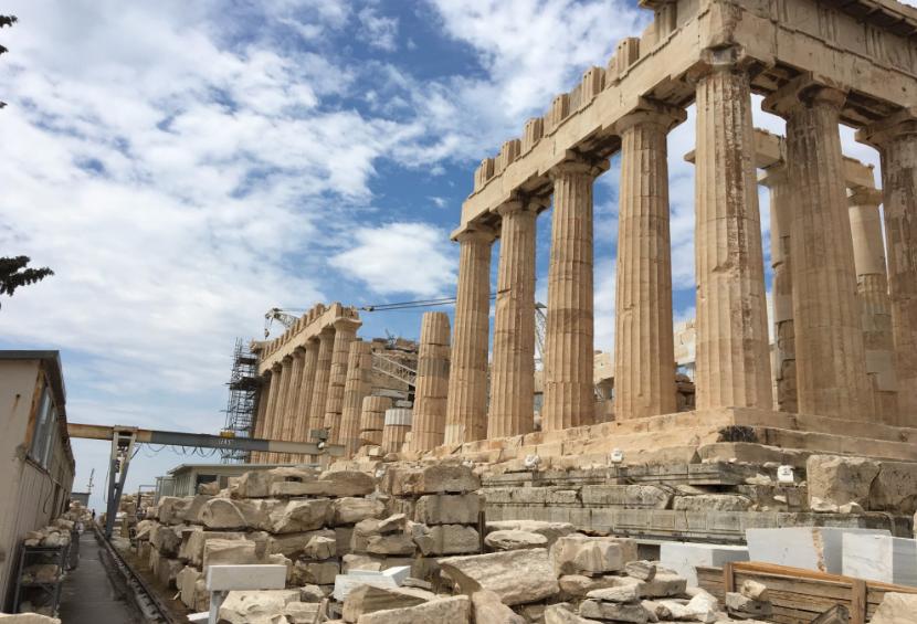The Parthenon (Acropolis of Athens)