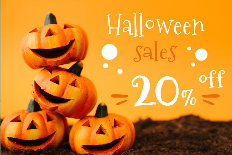 Halloween Offer!