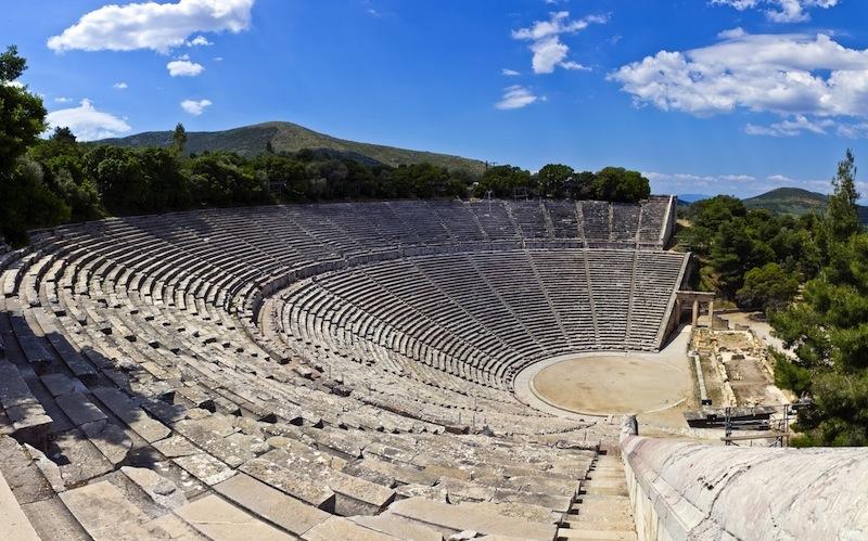 Four Day Mycenae, Olympia, Delphi & Meteora Tour