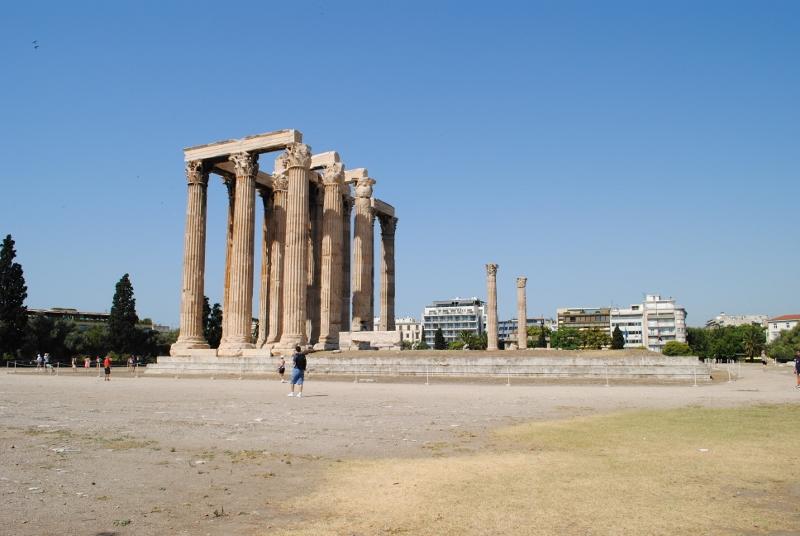 Private Acropolis, Panathenaic Stadium and Plaka