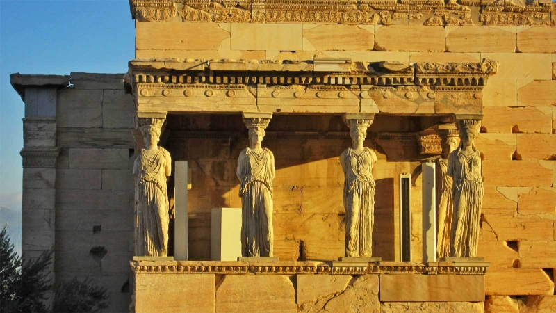 Acropolis of Athens Shared Private Tour