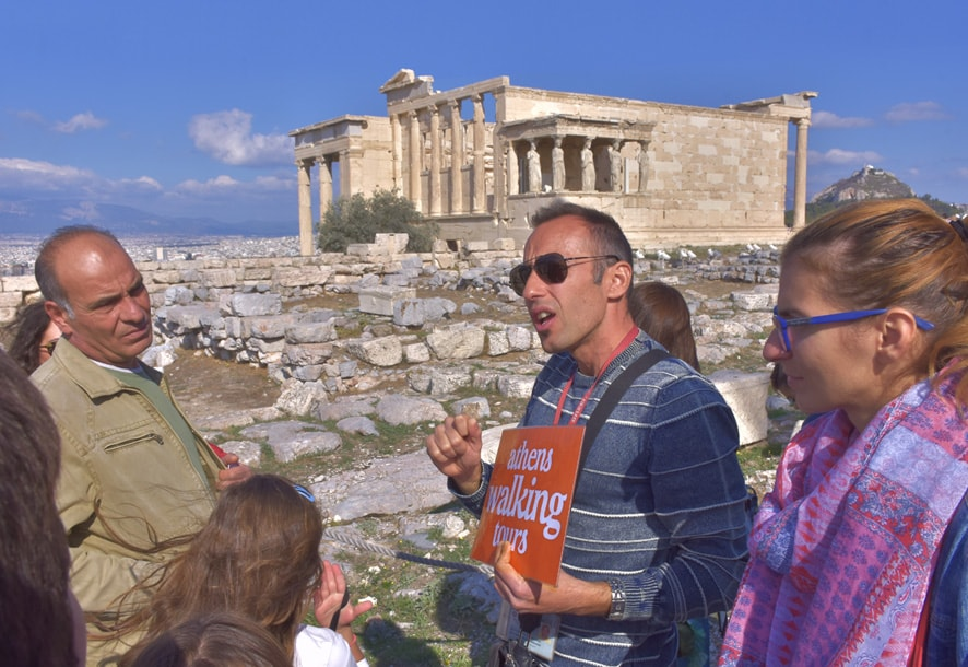 Acropolis of Athens & the Acropolis Museum Shared Private Tour