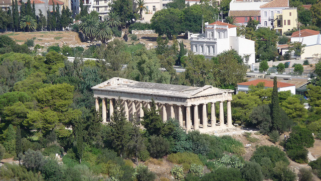 Acropolis of Athens, Ancient Agora and the Agora Museum Shared Private Tour