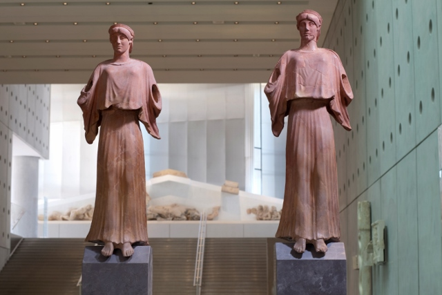 Acropolis Museum Tour