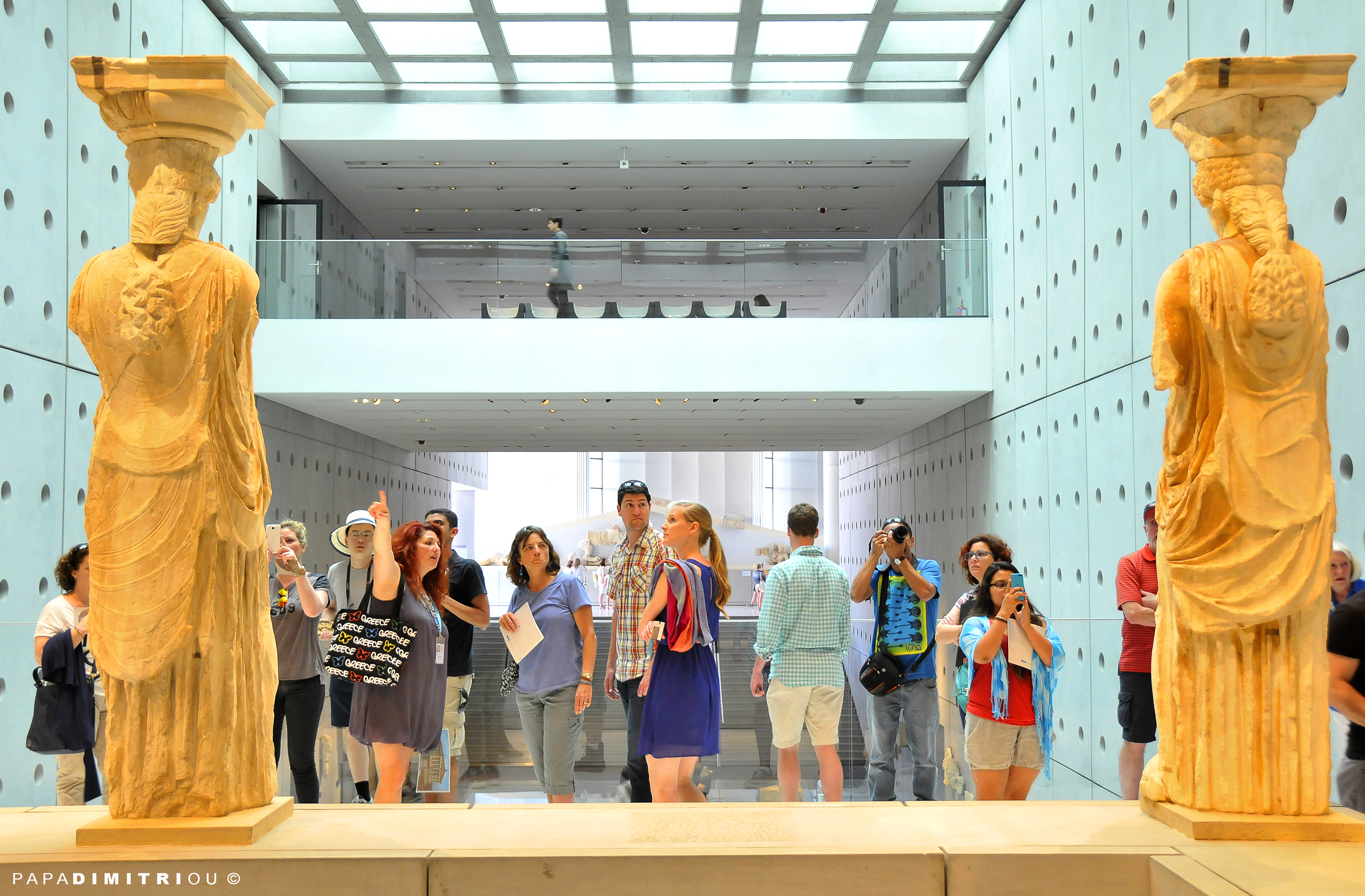 Visiting Greece may help you live longer: Linking the arts to well-being and longevity