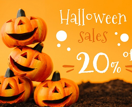 Halloween Offer!
