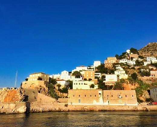 Islands near Athens: Saronic Gulf, the King