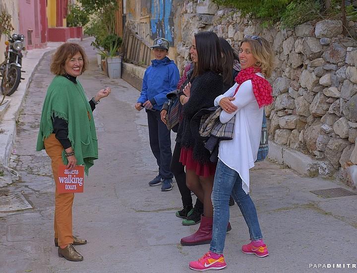 Plaka & Monastiraki, the Athens old town Tour