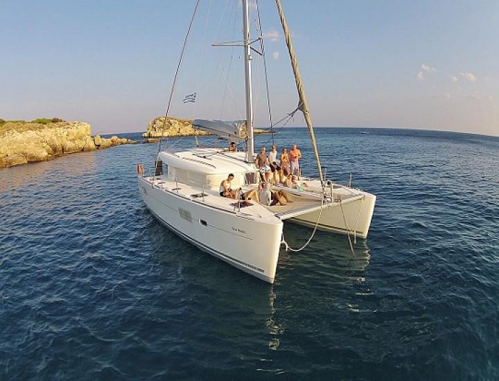 Half Day Private Catamaran Cruise