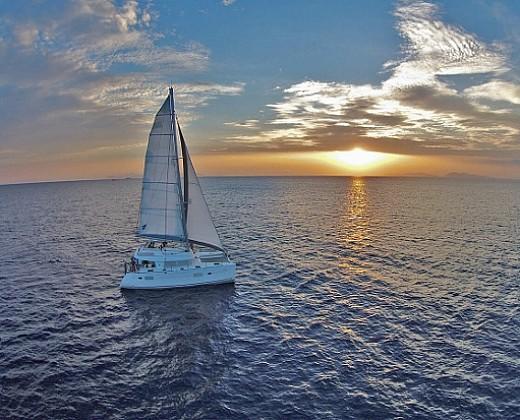 Semi Private Day Cruise - Sunset