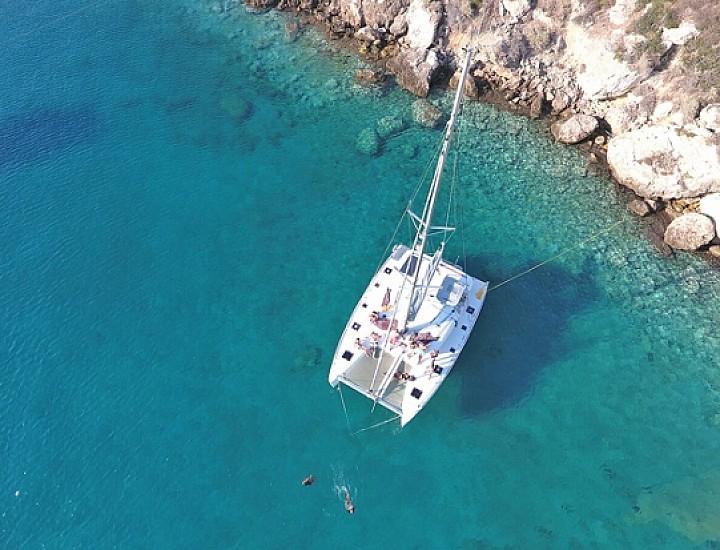 Full Day Private Catamaran Cruise