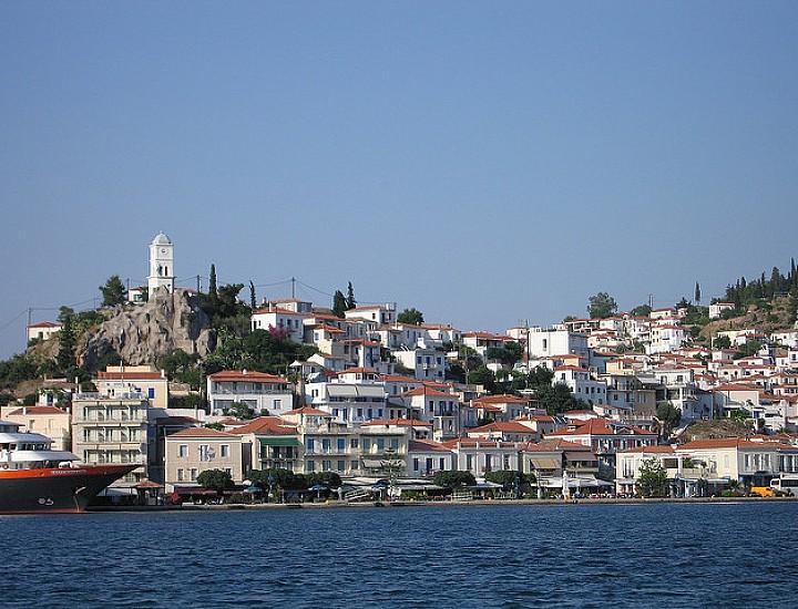 One Day Cruise to the Saronic Gulf Islands of Aegina, Poros & Hydra
