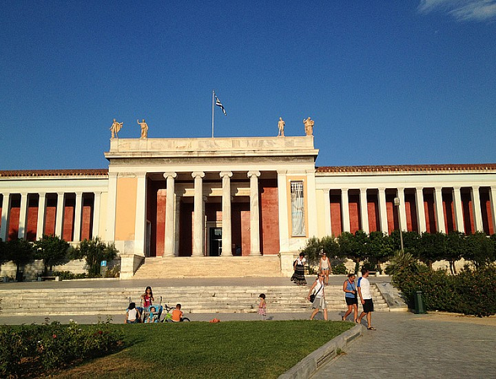 Private National Archaeological Museum Tour