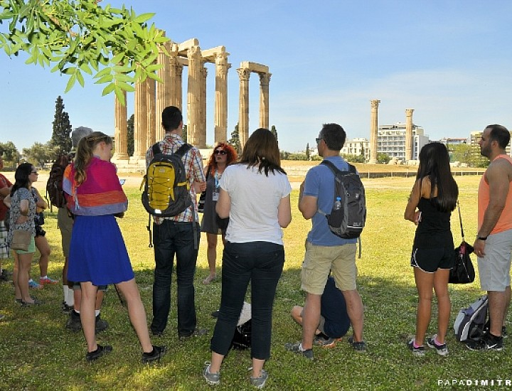 Athens City Tour, Acropolis & Acropolis Museum Tour with Optional Skip-the-line Ticket