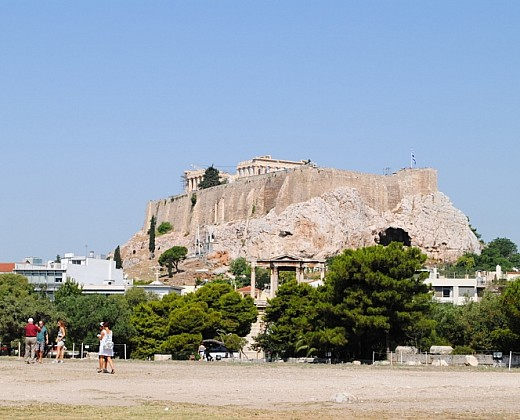 Private Acropolis, Acropolis Museum and Zeus Temple