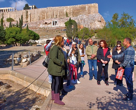 Acropolis of Athens, Afternoon Tour