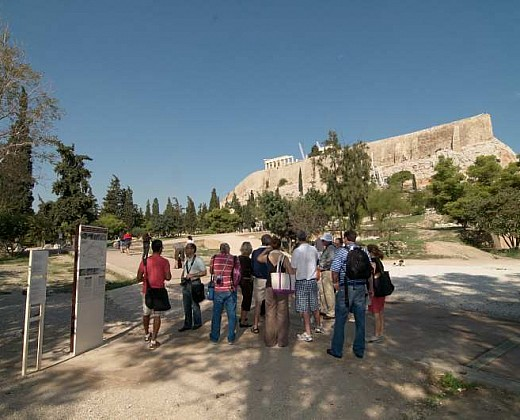 Acropolis of Athens Tour with Optional Skip-the-line Ticket