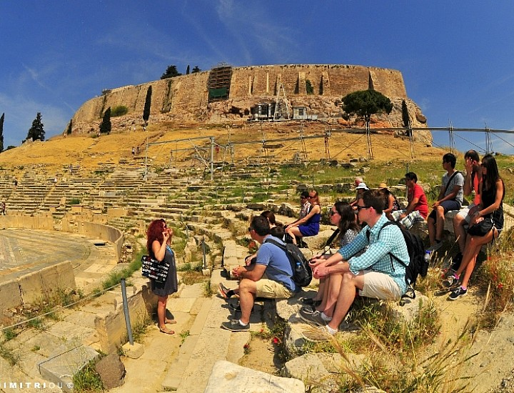 Acropolis of Athens, Afternoon Tour with Optional Skip-the-line Ticket