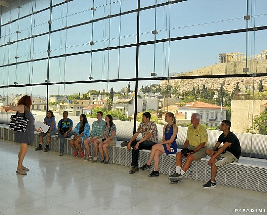 Afternoon Acropolis Museum and Acropolis Tour