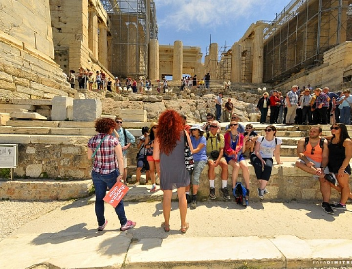 Athens City Tour & Acropolis Tour with Optional Skip-the-line Ticket