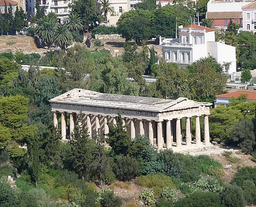 Acropolis of Athens, Ancient Agora and the Agora Museum Shared Private Tour