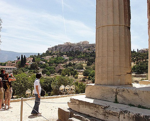 Athens City Tour, Acropolis, Ancient Agora & the Agora Museum Tour