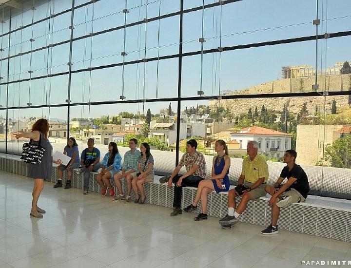 Acropolis Museum, Afternoon Tour